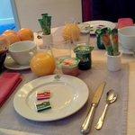 Copieux petit déjeuner