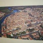 vue générale du Cap d'Agde