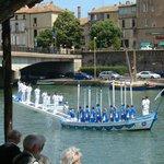 joutes languedociennes à Agde