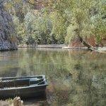 Parque Natural monasterio de Piedra. Lago