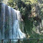 Parque Natural Monasterio de Piedra. Cascada