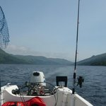 Stunning day out on Loch Earn