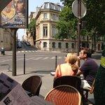 Fleurus Cafe Photo