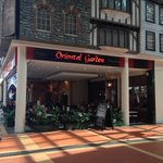 The Oriental Garden: A basic lunchtime experience!