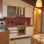 """Appartamento """"La Spiga"""": cucina"""