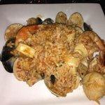 risotto with shellfish