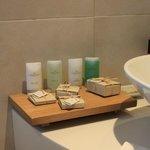 Приятные мелочи в ванной комнате