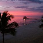Sunset from Vista de Pariso - 5200 Residencias Reef
