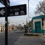 Barrio Italia Foto
