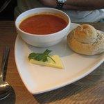 Soupy soup