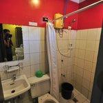 Single Standard Room Toilet and Bath