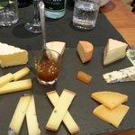L'assiette de 10 fromages