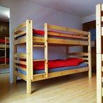 Sextuple room/Chambre sextuple Petit-Combin 1