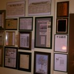 awards and write-up from several newspapers, magazines and T.V. such as Fox News and WPBF News