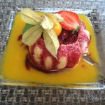 one of the desserts...