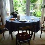 Breakfast Room in House #4