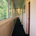 Long hallway to my bedroom