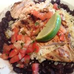 Chicken Baja at Pinellas Park Cheddar's