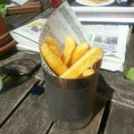 £2.60 portion of chips