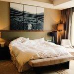 corner room bed space