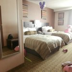 Nice Remodeled Rooms with  Sleep number beds