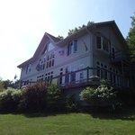 DePerrys -- Basswood Suite on top floor