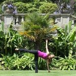 Flower yoga in colwood