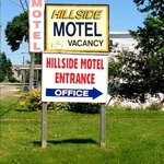 Hillside Motel From Manawagonish Road.