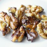 House-candied Walnuts