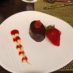 Gluten free chololate dessert