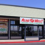 Alive and Well Health Food Store Foto