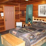 Bed of Cabin Room