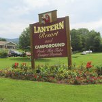 Foto de The Lantern Resort Motel and Campground