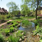 The Monet gardens