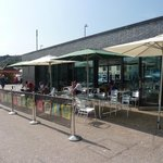 Eat @ the stade cafe in Hastings
