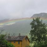 rainbow in Flam