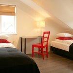 Mosi Guesthosue double bedroom