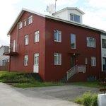 Mosi Guesthouse @ Búðagerði 9 (Entrance from Breiðagerði)