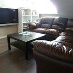 TV area / Sofa