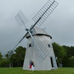 The Chatham Windmill