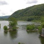The Shenandoah River