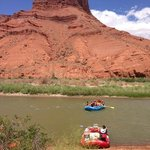 Rafting on the Colorado River (c) 2013