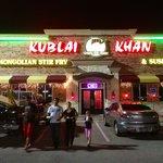 Foto de Kublai Khan Mongolian Grill