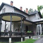 Lovingly restored courtesy of Pleasant Rowland Foundation.