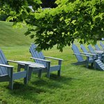 Adirondack chairs are waiting for you!