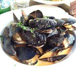Excellent mussels!