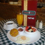 Carpediem Tipico Breakfast Combo