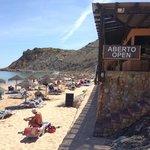 Beach bar burgau