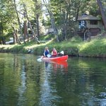 Photo de Trinity River Adventure Inn River Lodging