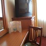 Ciudad de México. Hotel San Diego. Agua envasada por gentileza.